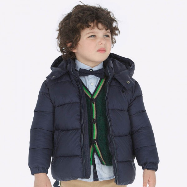 Едноцветно яке за момче /basic/